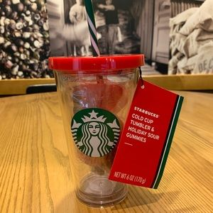 Starbucks 2018 Grande Cold Cup and Gummies